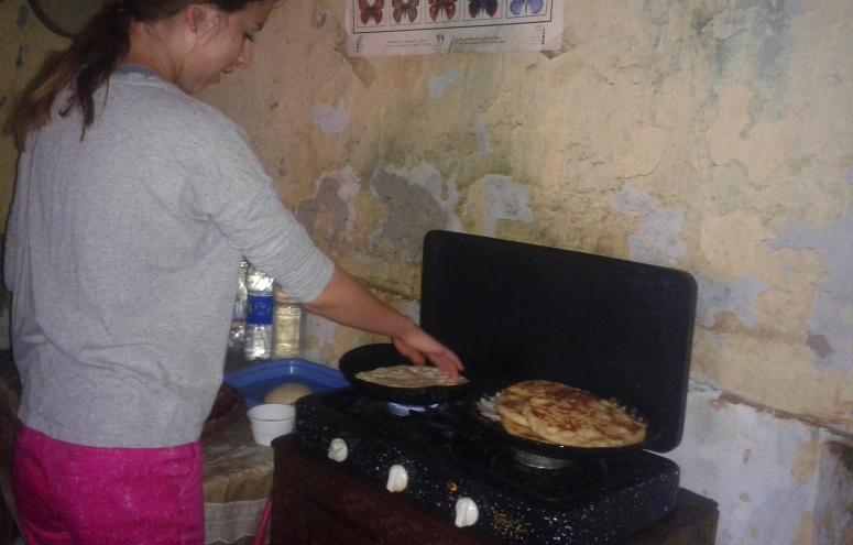 Cooperative Chorouk, Anou Community, Tounfite,  Moroccan Craft, Moroccan Artisans, Fatima Haddu, Flatweave, Hanbel, Design Explore, Moroccan Food, Moroccan Cooking