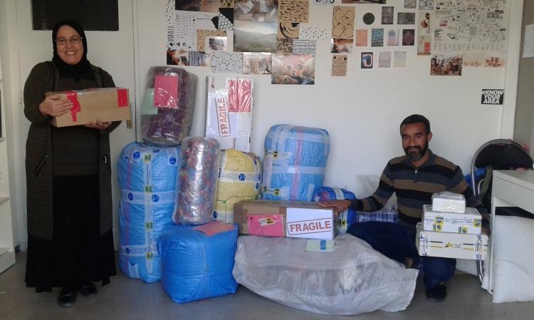 DHL Anou Morocco Shipping