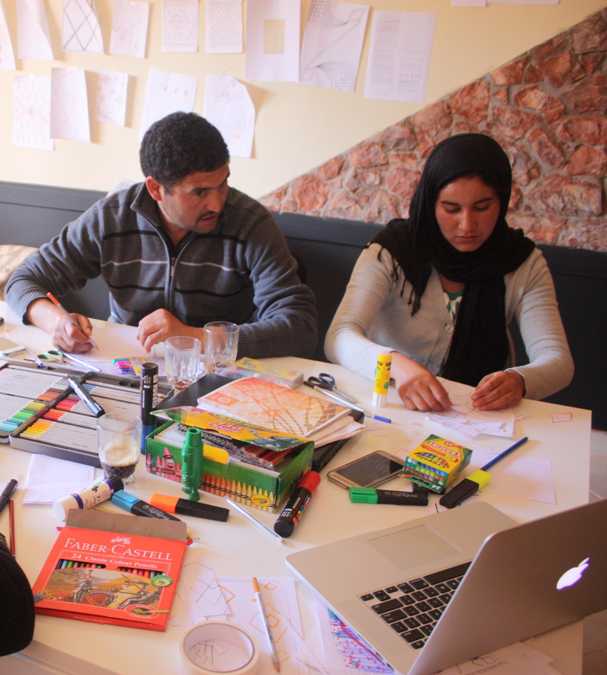 Anou Artisans Morocco Fair Trade Rugs
